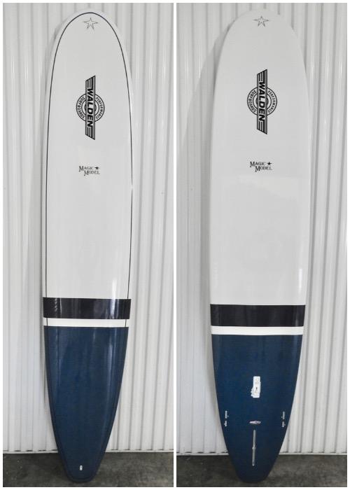 "9'6"" Walden Magic Tuflite C-Tech - Hawaii Surfboard Rentals"