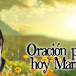 Oración para el martes 9 de febrero