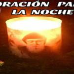 Oración para la noche del miércoles 18-11-20