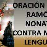 oración a San Ramón nonato, ALEJA TODO MAL DE MI CAMINO