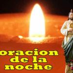 Oración para la noche del viernes 26-2-21