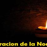 Oración para la noche del sabado 12-6-21