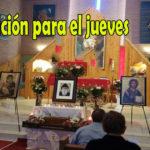 Oración para el jueves 17 de diciembre