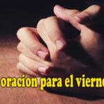 Oración para el viernes 1 de octubre