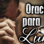 Oración para el lunes 24 de mayo