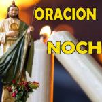 Oración para la noche lunes 14-6-21