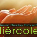 Oración para miercoles 24 de marzo