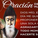 Oración para el domingo 11 de abril