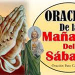 Oración para el sábado 30 de enero