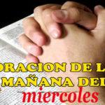 Oración para el miercoles 31 de marzo