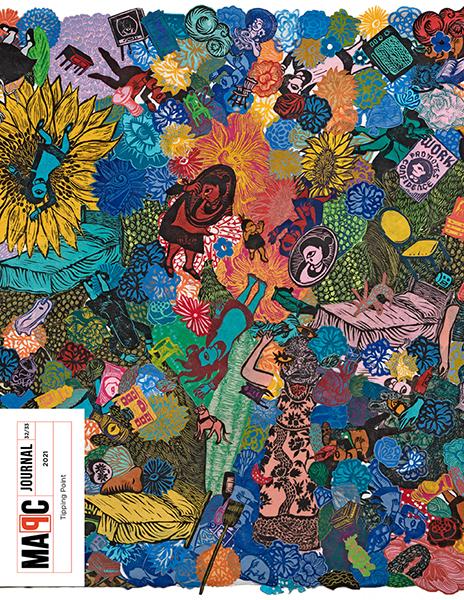 MAPC printmaking journal 2021