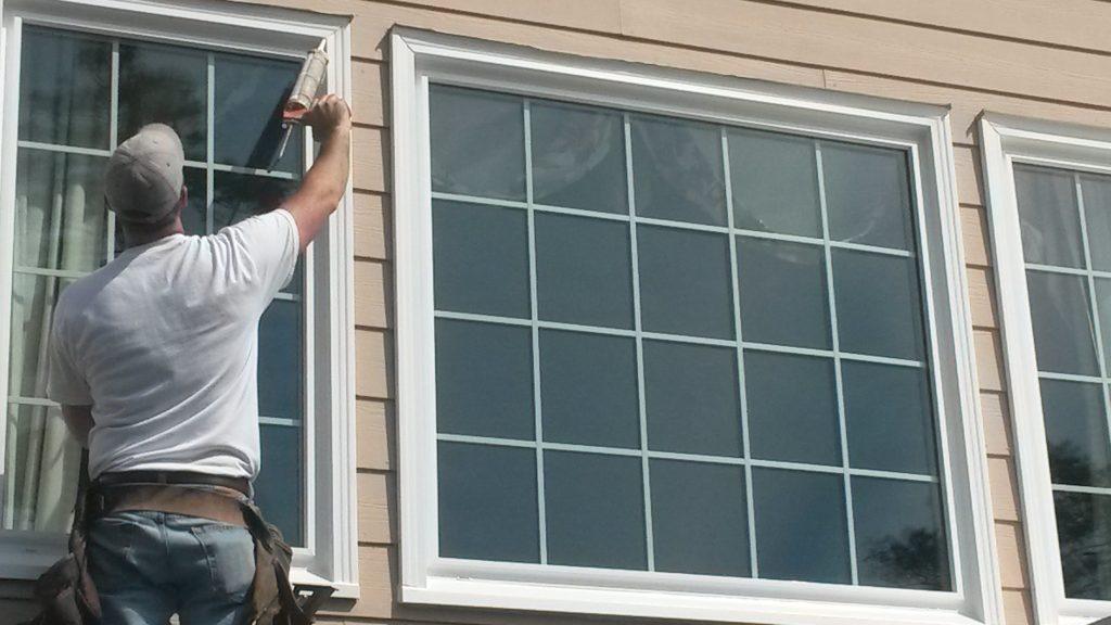 Mr Mu Passes Skills To Repair Glass House