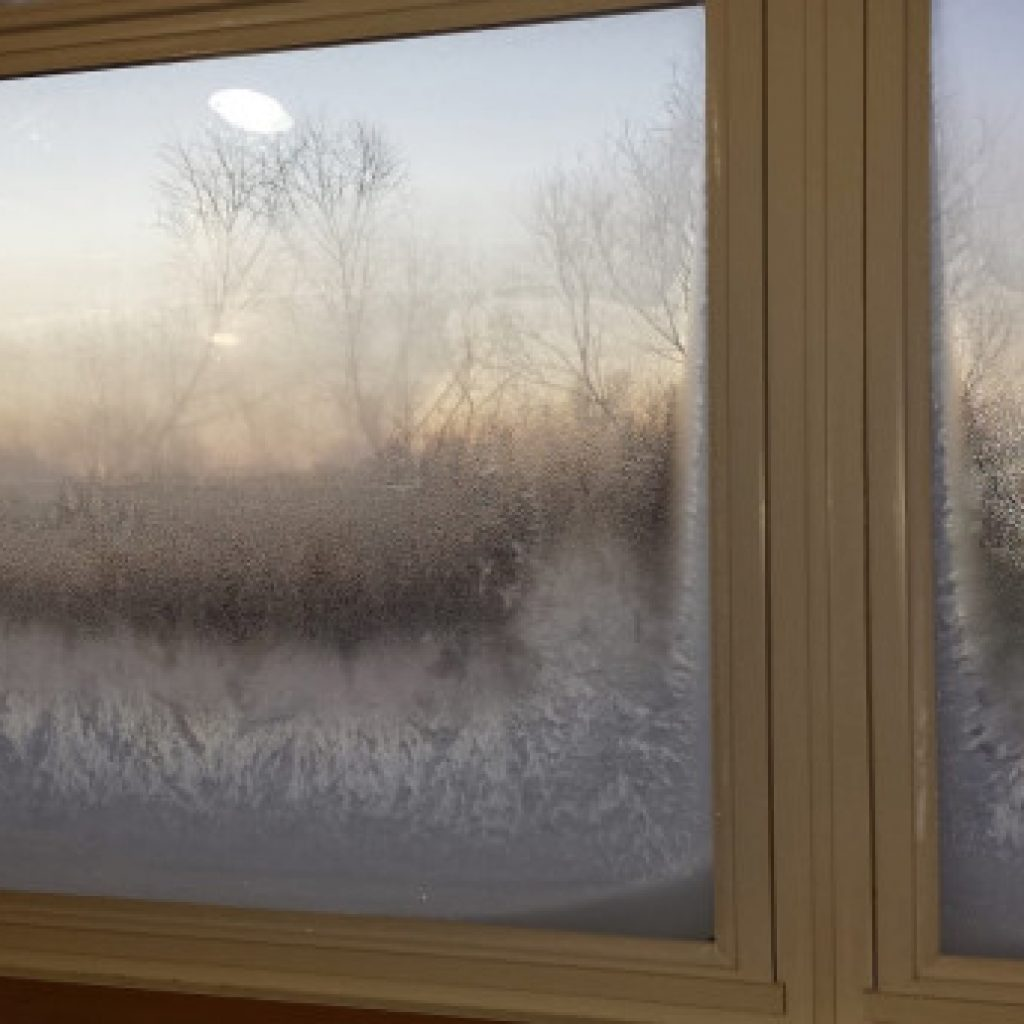 Failed window seals: A common cause of foggy glass