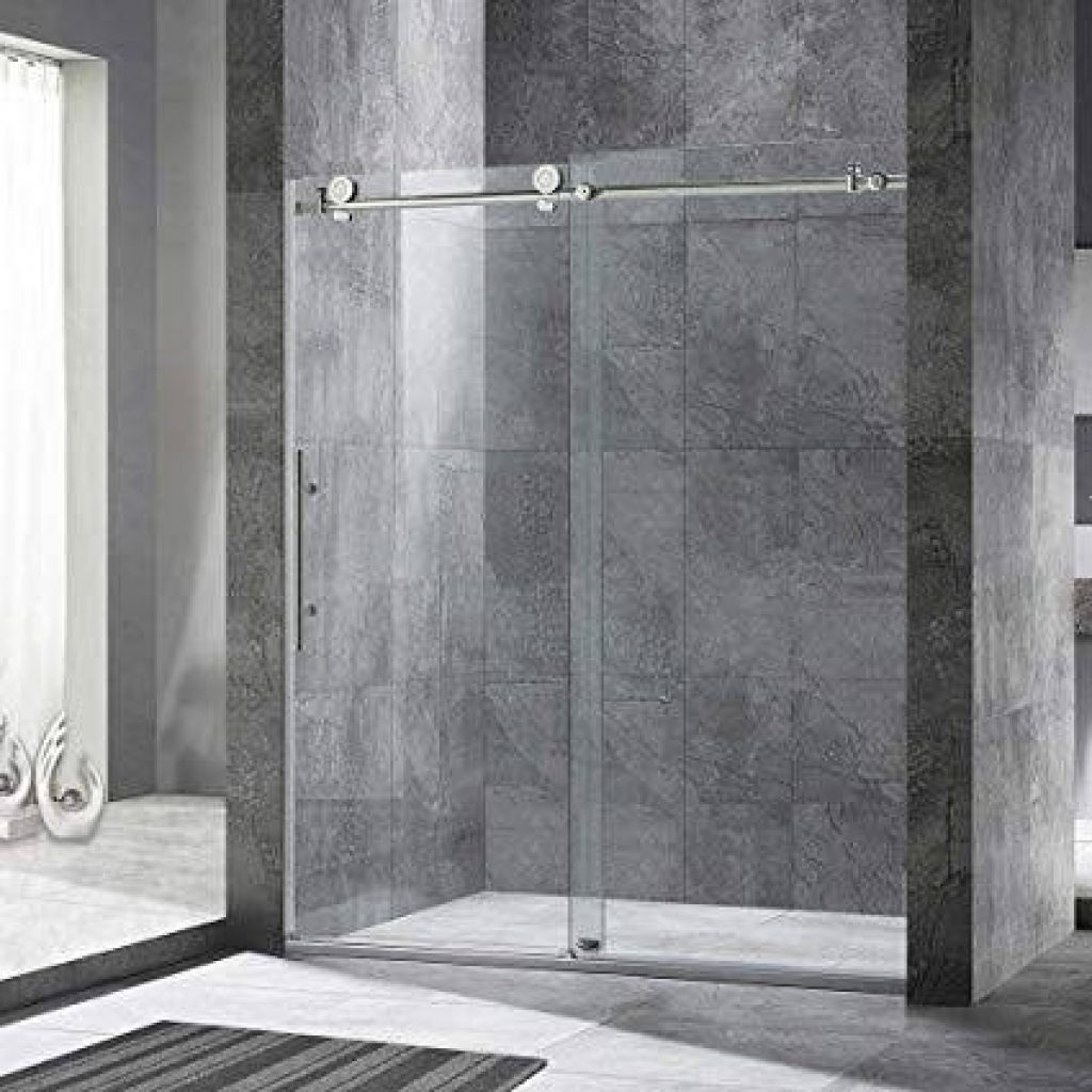 What is the difference between framed and frameless shower doors?