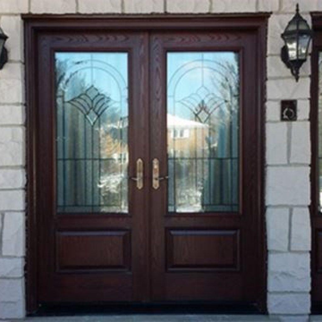 Repair windows, doors with replacement parts