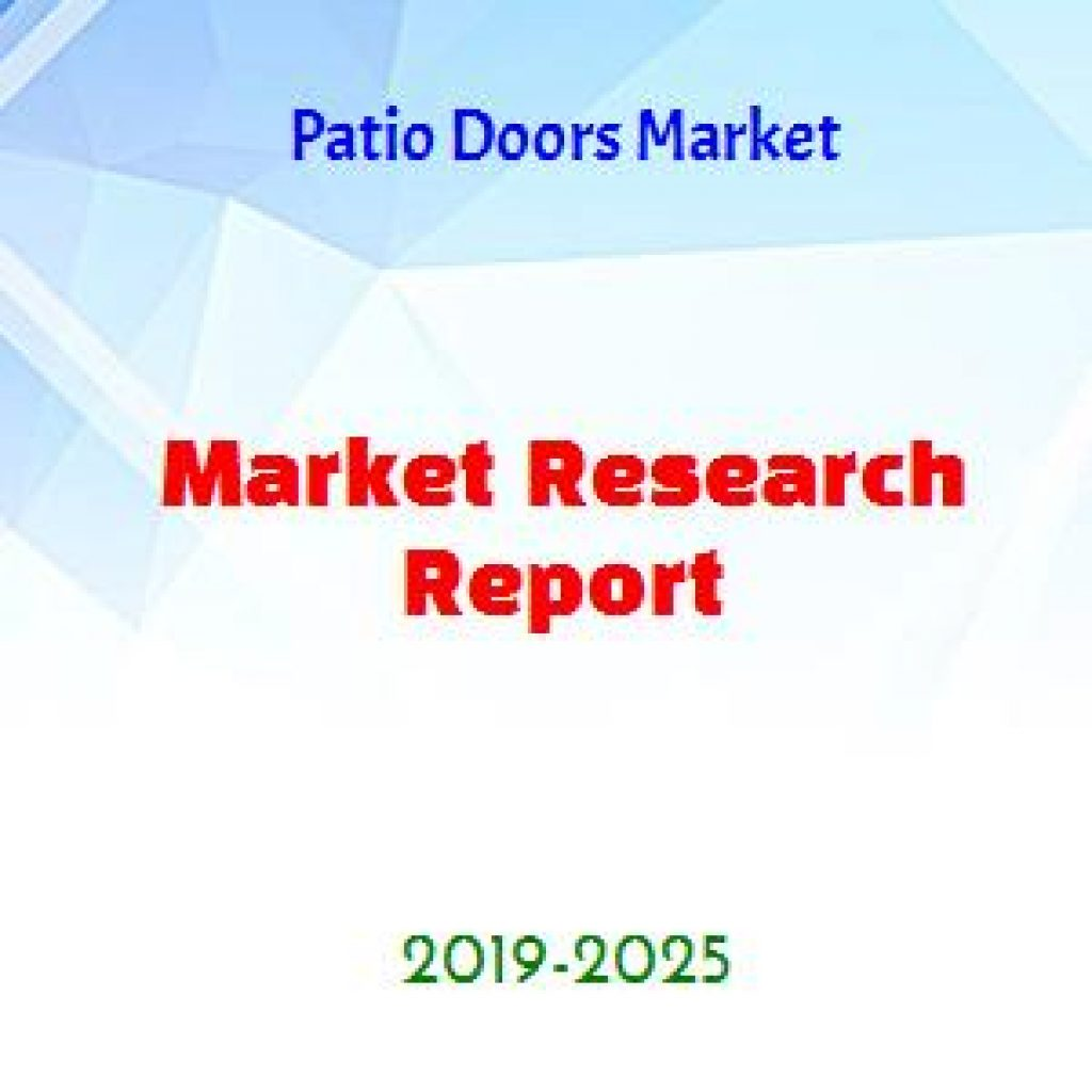 Global Patio Doors Market Customer Service Facility 2019 – New Construction, Remodeling/Replacement