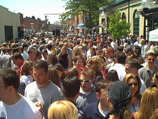 Spring Block Party – Federal Hill Baltimore