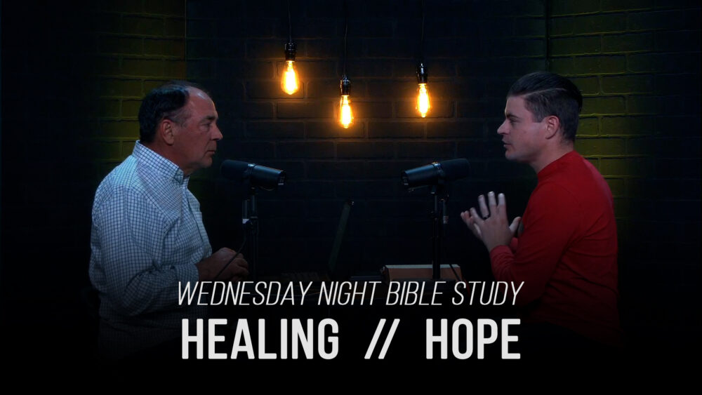 Healing - Part 1 - The Importance of Hope Image