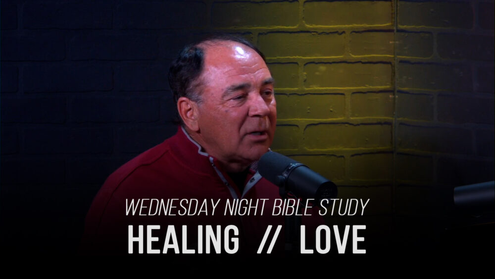 Healing - Part 2 - God's Love Image