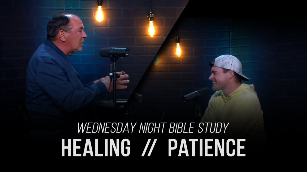 Healing - Part 4 - Patience Image