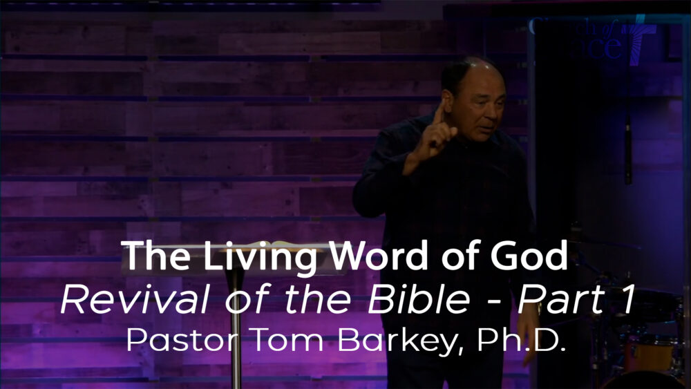 Revival of the Bible - Pt. 1 - The Living Word of God Image