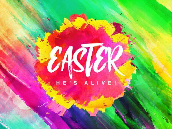 Grace Kids Easter 2021
