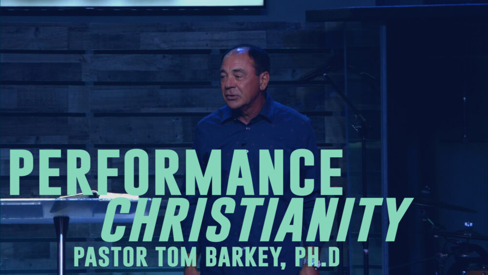 Performance Christianity - Part 16 - Grace, Not a Prayer, a Way of Life Image