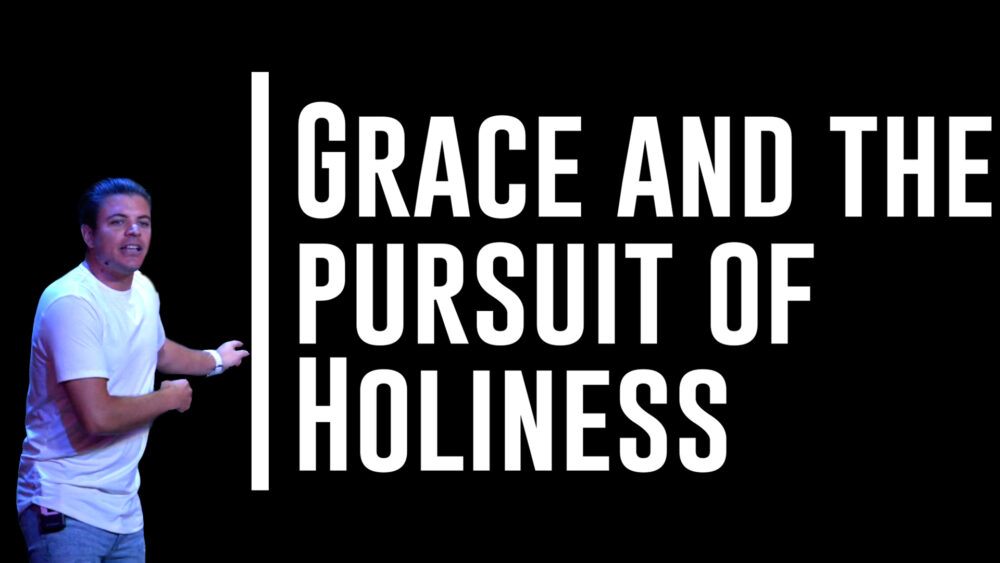 Grace and the Pursuit of Holiness - Part 15 - Grace, Not a Prayer, a Way of Life Image