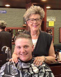 Crystal Lake Barber Shop