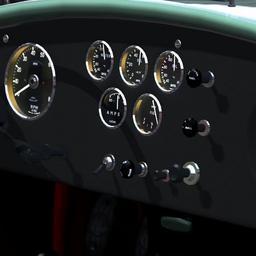 New Shelby Cobra