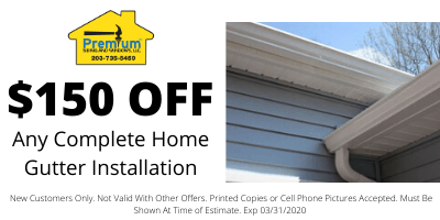 Gutter Discount Coupon Prospect CT