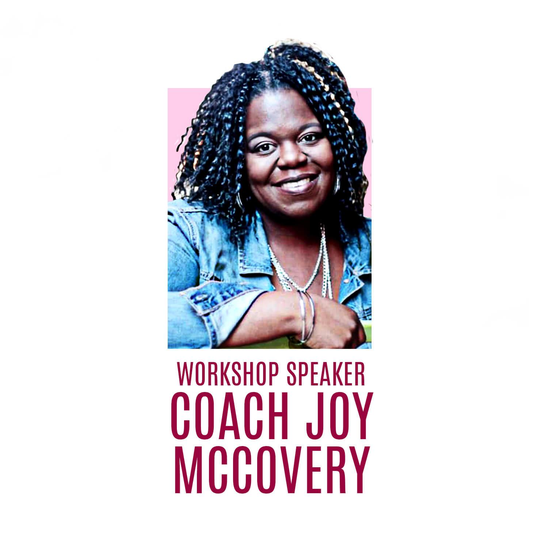 Coach Joy McCovery