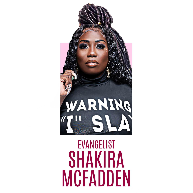Evangelist Shakira McFadden