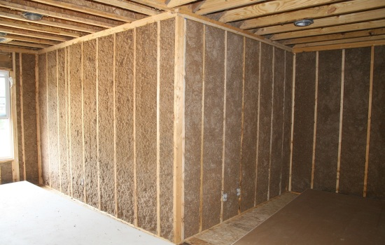 Cellulose Insulation: