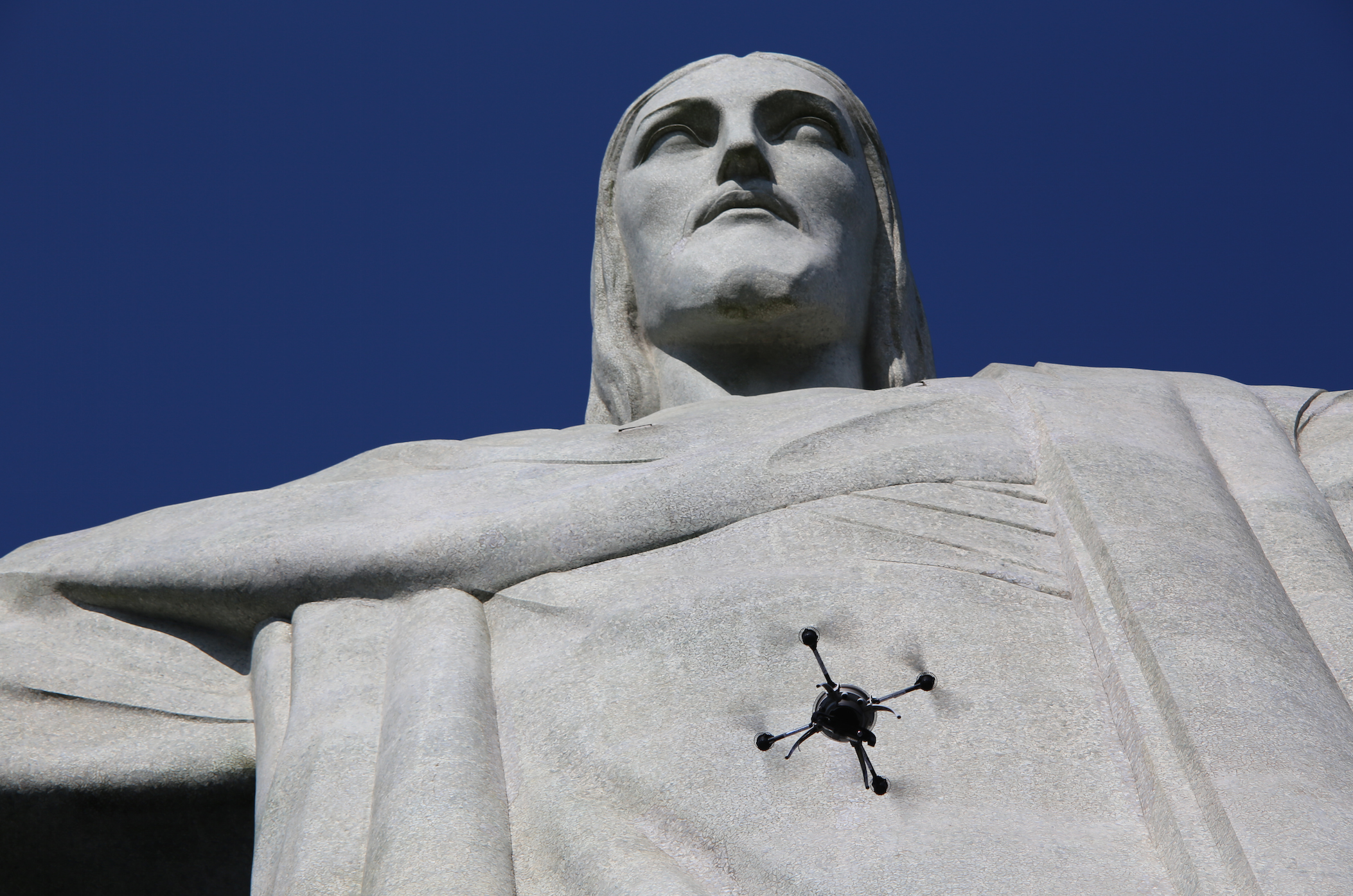 Mapping Brazil's Christ the Redeemer
