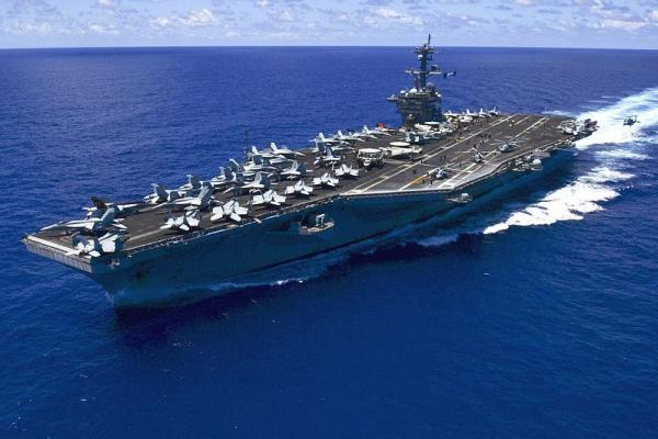 Drone-command-center-set-up-on-US-aircraft-carrier
