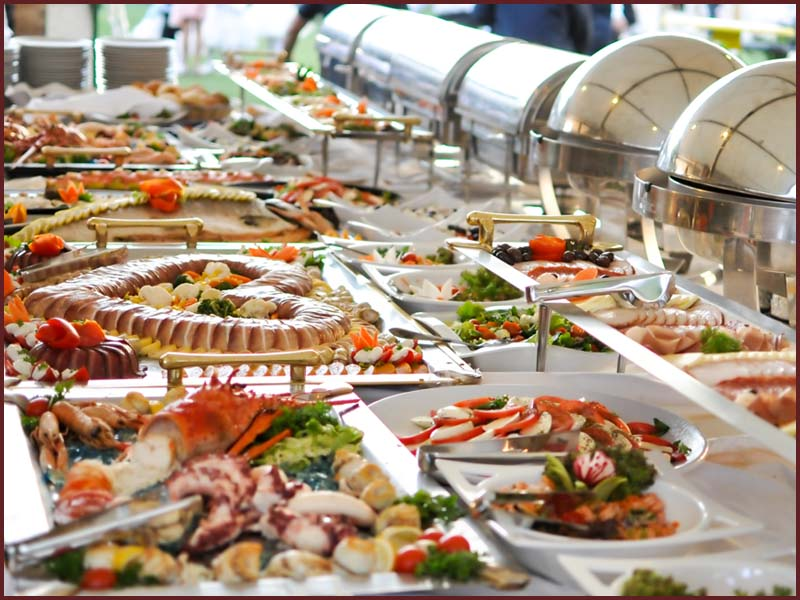 Eatible Delights Catering   World Meeting of Families   Buffet Options 4b