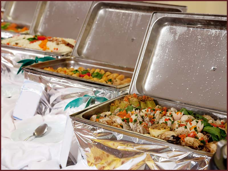 Eatible Delights Catering | World Meeting of Families | Buffet Options 4c