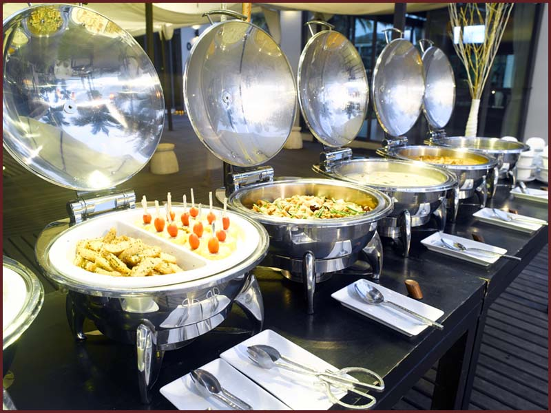 Eatible Delights Catering | World Meeting of Families | Buffet Options 4d