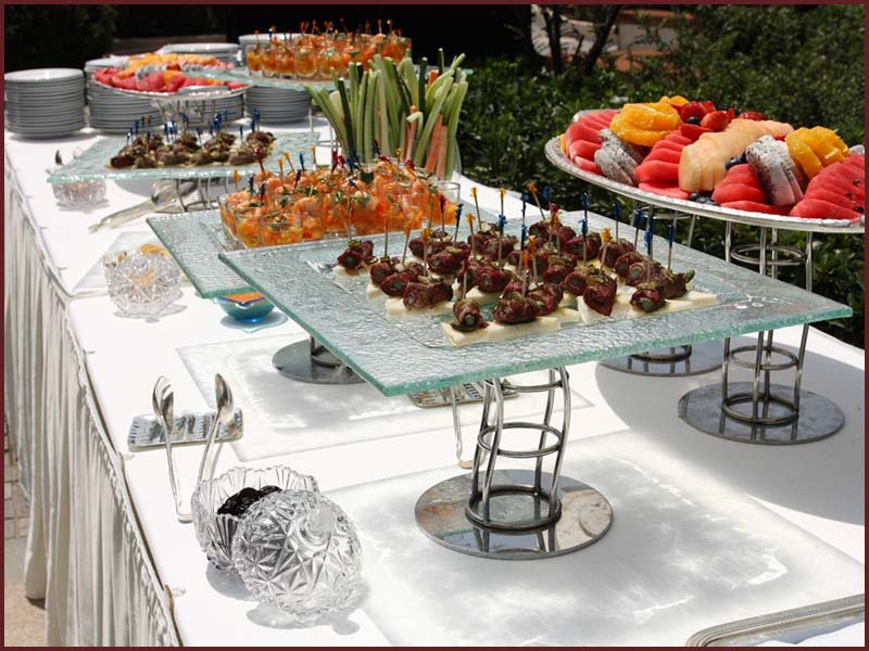 Eatible Delights Catering | World Meeting of Families | Buffet Options 4e