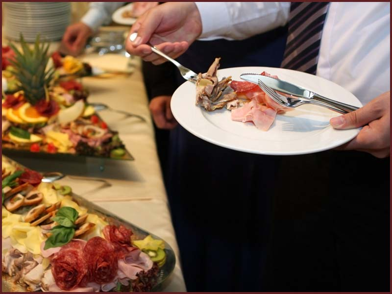 Eatible Delights Catering   World Meeting of Families   Buffet Options 4g