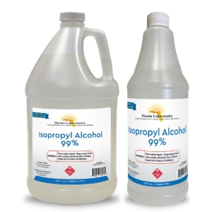 gallon quart bottle isopropyl alcohol 99 flalab florida laboratories