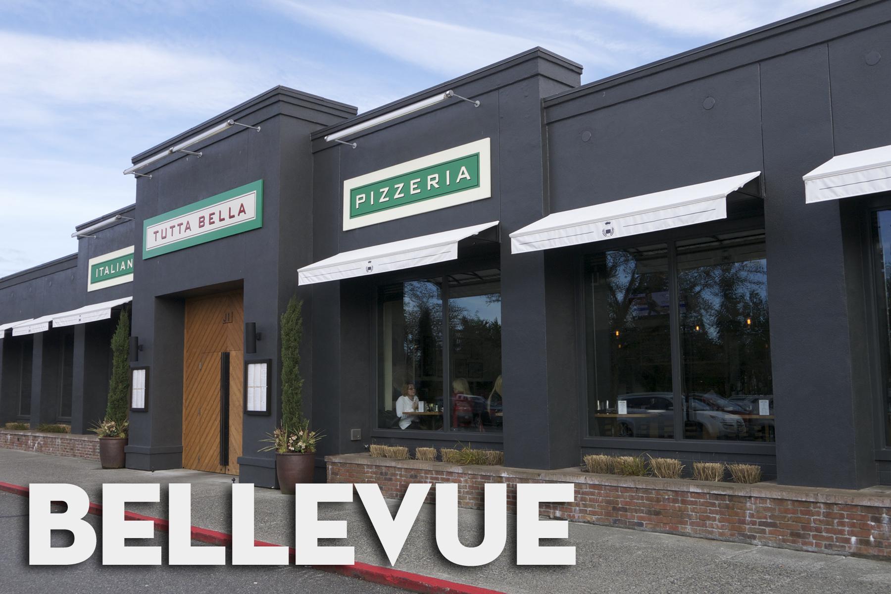 Pizza in Bellevue