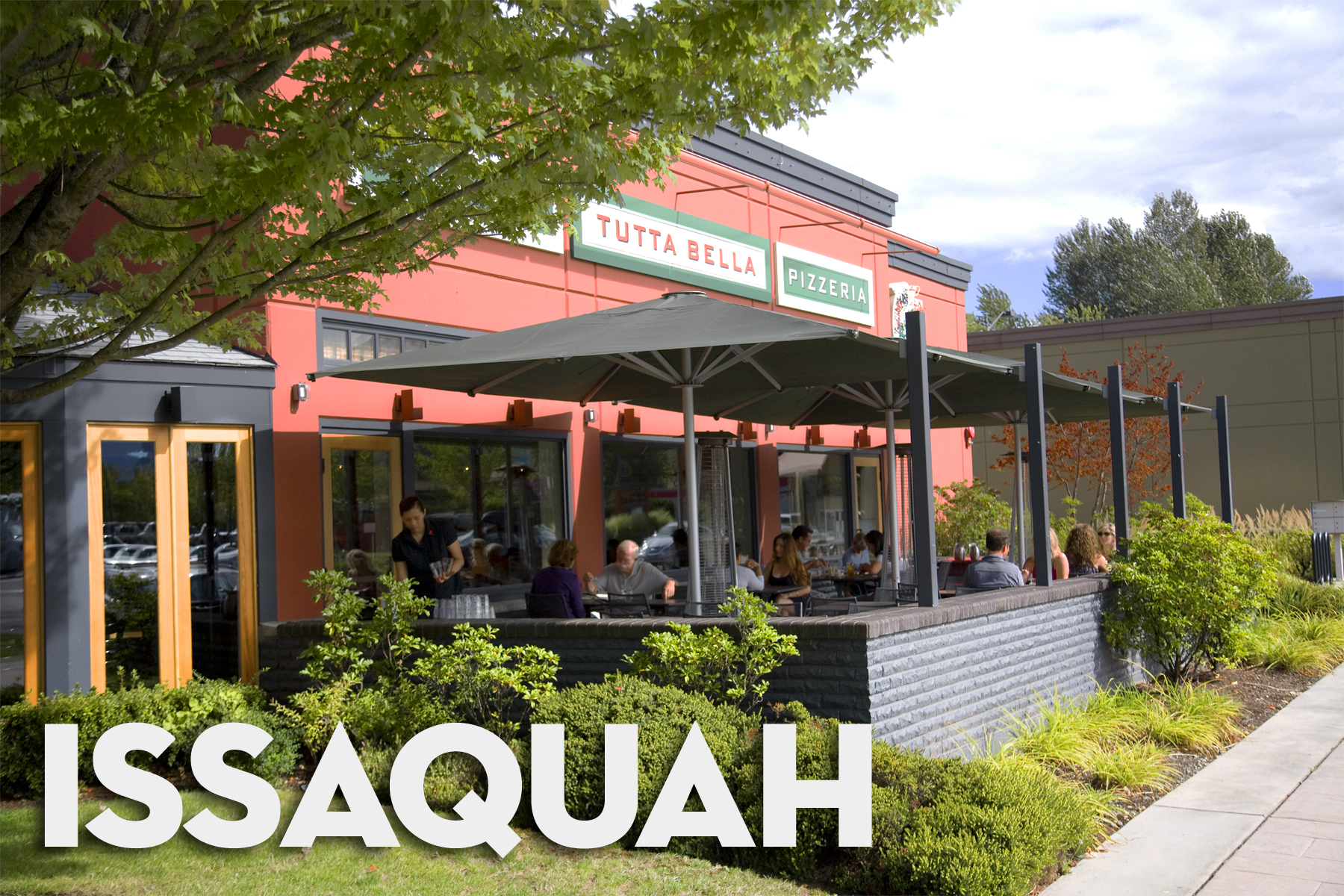 Pizza in Issaquah