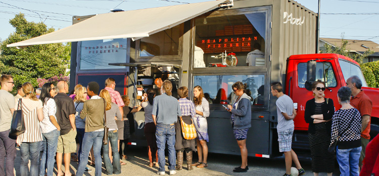Food Truck Catering Seattle