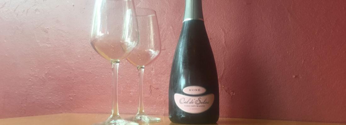 Wine Special: Sparkling Rose - Col De Salici - Veneto
