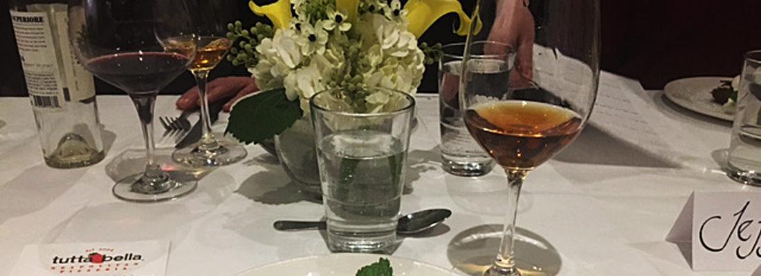Fall Wine Dinner - Highlights