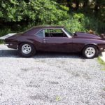 1968 Camaro Pro Street Siegrist Automotive