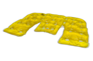 Instant Heating Pad for Shoulder - Yellow