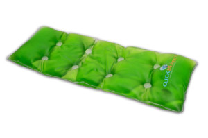 Instant Heating Pad for Lower Back - Green